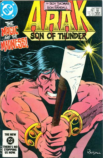 Arak, Son of Thunder #29