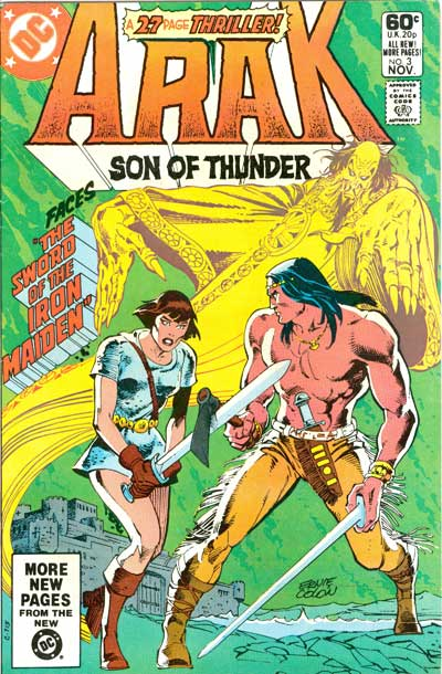 Arak, Son of Thunder #3