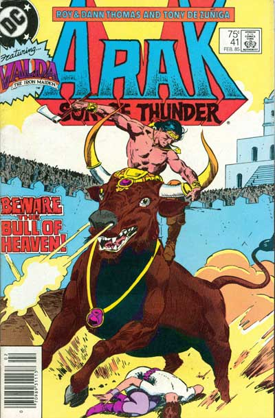 Arak, Son of Thunder #41