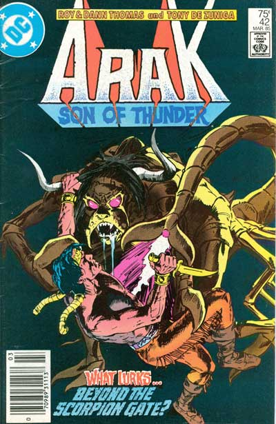 Arak, Son of Thunder #42