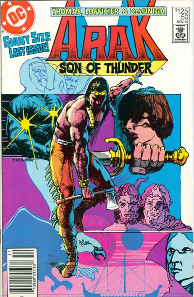 Arak, Son of Thunder #50