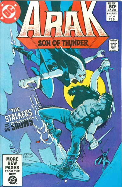 Arak, Son of Thunder #6
