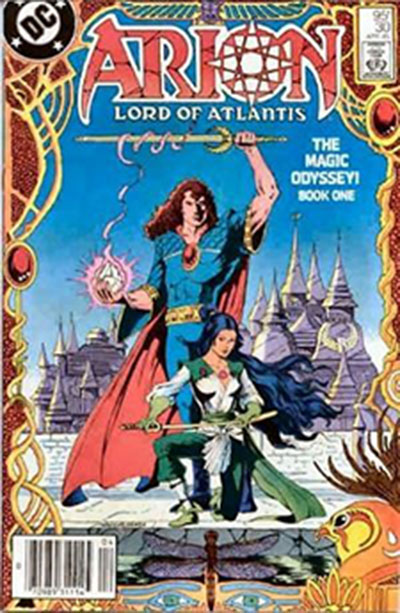 Arion, Lord of Atlantis #30