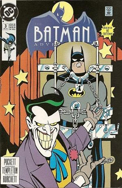 Batman Adventures, The #3