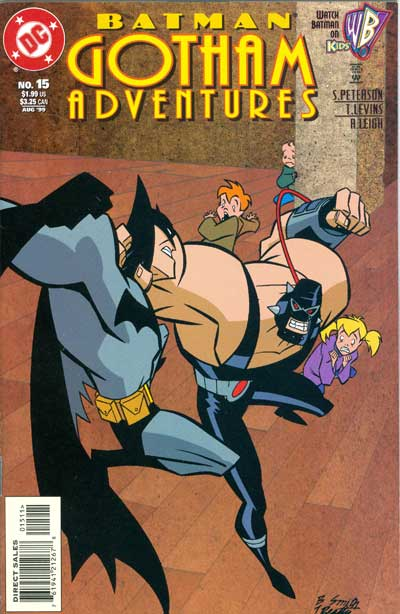 Batman: Gotham Adventures #15