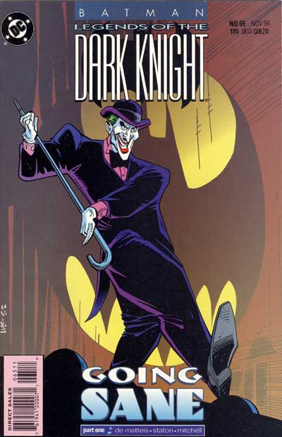 Batman: Legends of the Dark Knight #65