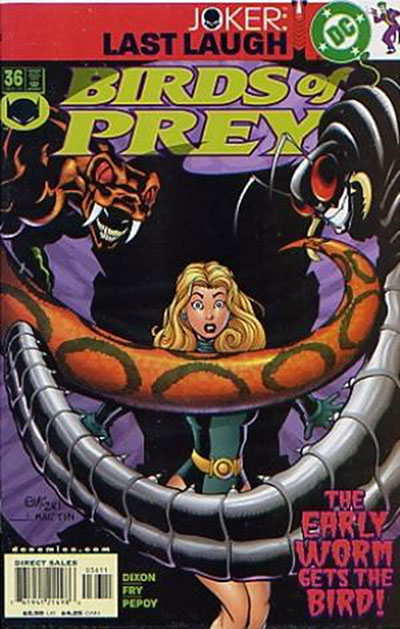 Birds of Prey #36