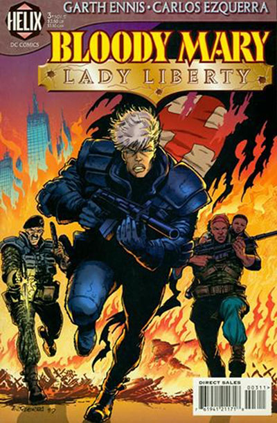 Bloody Mary: Lady Liberty #3