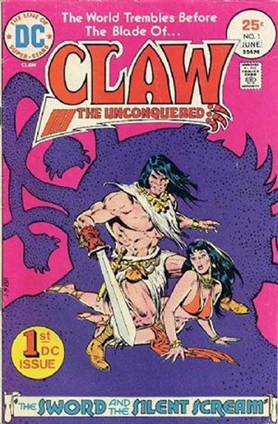 Claw the Unconquered (1975-78)