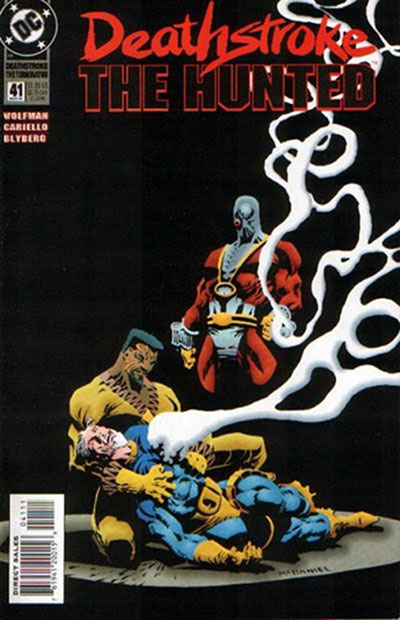 Deathstroke: The Hunted #41