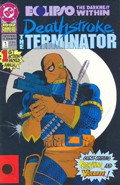 Deathstroke: The Terminator #1 (Annual)