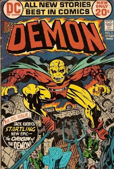 Demon, The (1972-74)