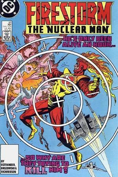 Firestorm: The Nuclear (1987-90)