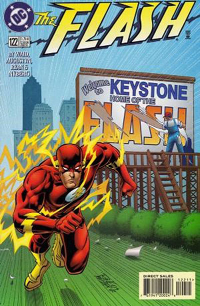 Flash, The #122