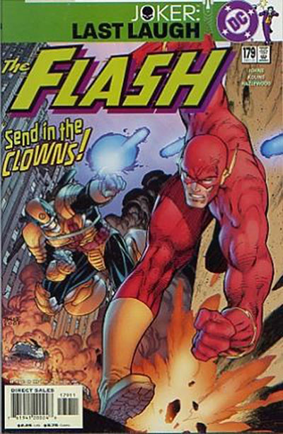 Flash, The #179