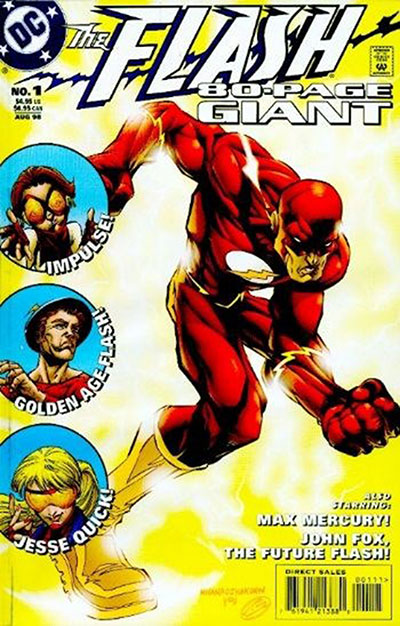 Flash 80-Page Giant (1998-99)