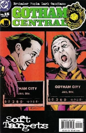 Gotham Central #15