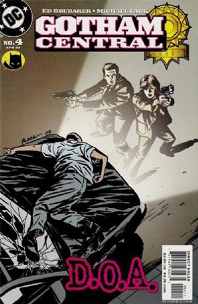 Gotham Central #4