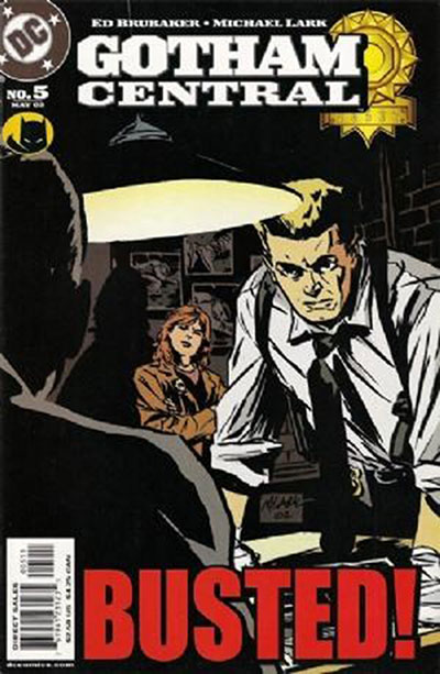 Gotham Central #5