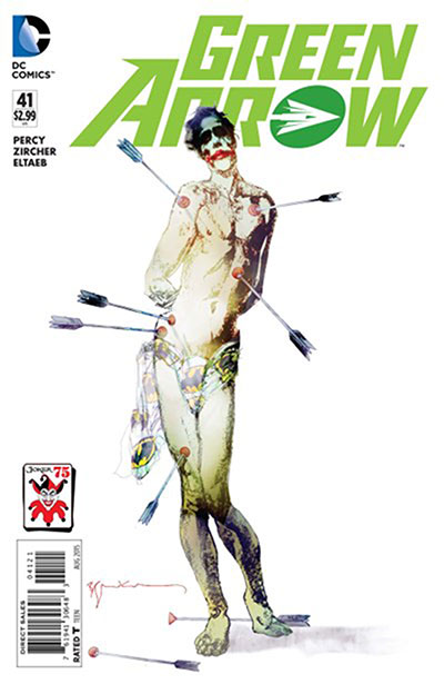 Green Arrow #41 (Joker Variant)