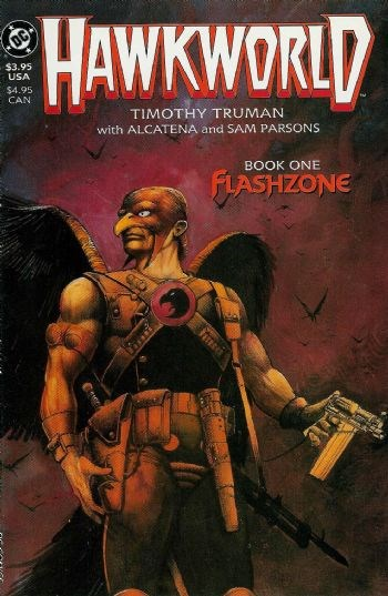 Hawkworld (Complete Series #1-3)