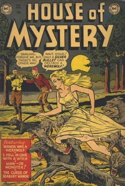 House of Mystery (1951-83)