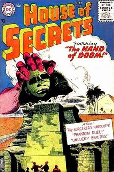 House of Secrets, The (1956-78)
