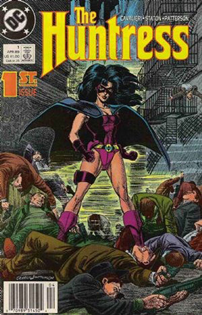 Huntress, The (1989-90)