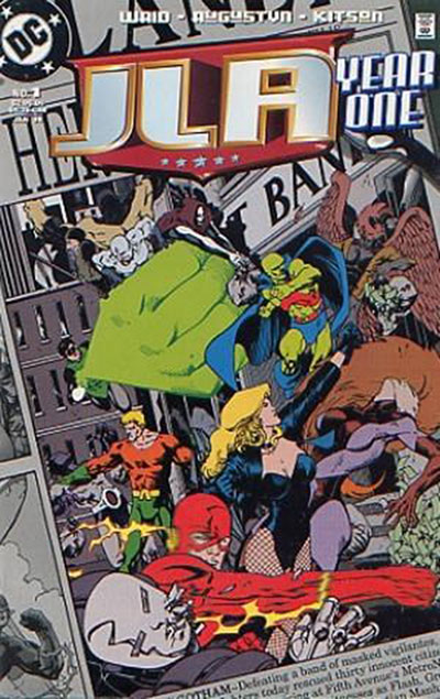 JLA: Year One (1998)