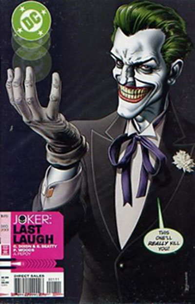 Joker: Last Laugh (2001)