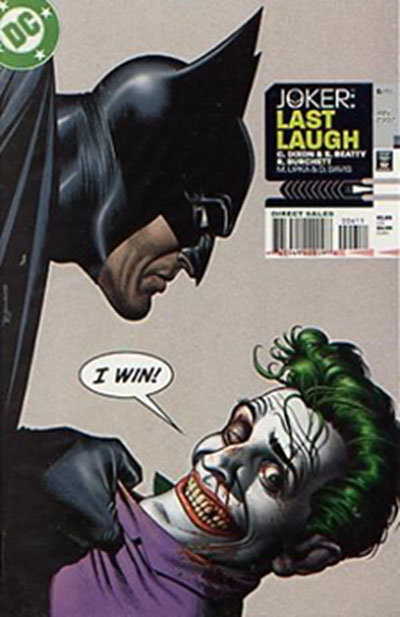 Joker: Last Laugh #6