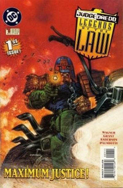 Judge Dredd: Legends o (1994-95)