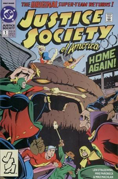 Justice Society of Ame (1992-93)