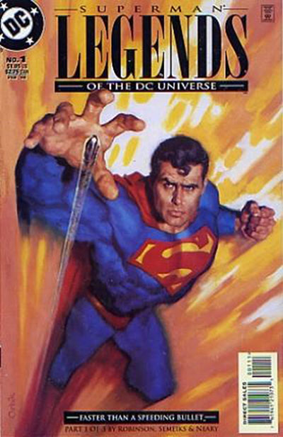 Legends of the DC Univ (1998-01)