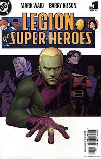 Legion of Super-Heroes (2004-09)