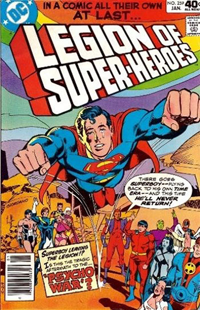 Legion of Super-Heroes (1980-84)