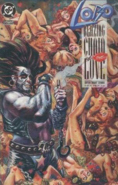 Lobo: Blazing Chain of Lo (1992)