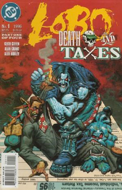 Lobo: Death and Taxes (1996)