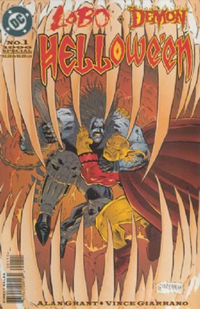 Lobo / Demon: Helloween (1996)