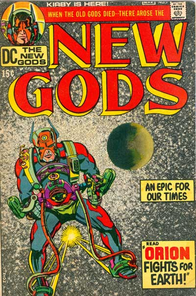 New Gods, The (1971-78)