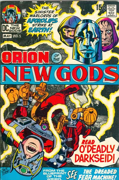 New Gods, The #2