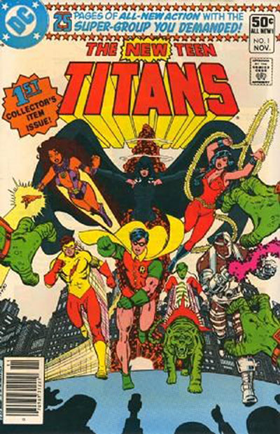 New Teen Titans (1980-84)