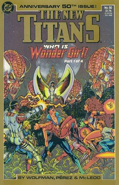 New Titans (1988-95)