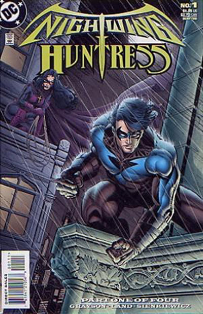 Nightwing and Huntress (1998)