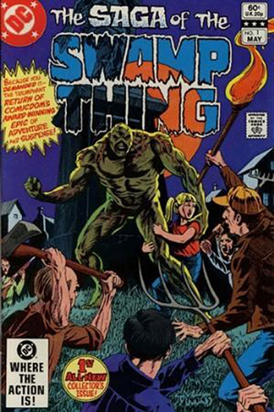 Saga of the Swamp Thin (1982-86)