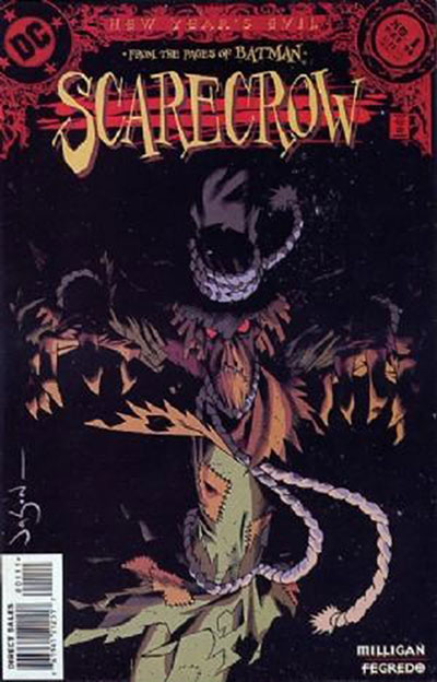 Scarecrow (Villains) (1998)