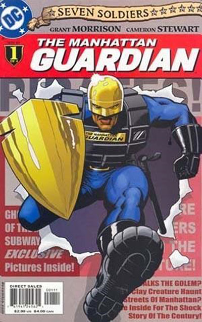 Seven Soldiers: Guardian #1