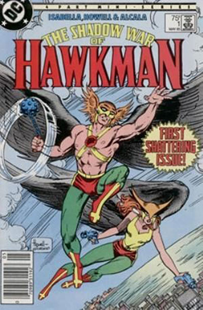 Shadow War of Hawkman, Th (1985)