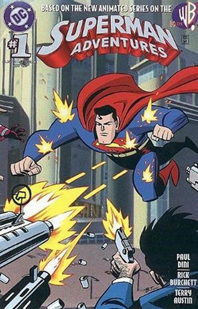Superman Adventrues (1996-02)