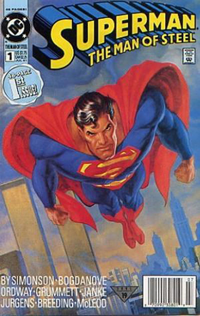 Superman: The Man of S (1991-03)